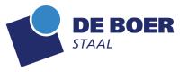 Logo van De Boer staal als referentie van MHZ
